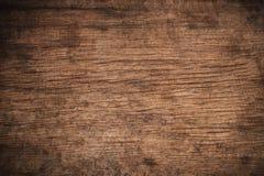 Fundo de madeira textured escuro do grunge velho, a superf?cie da textura de madeira marrom velha, paneling de madeira do marrom  foto de stock