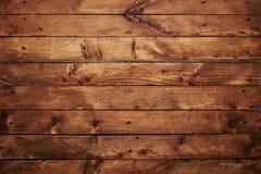 Fundo de madeira velho Fotos de Stock Royalty Free