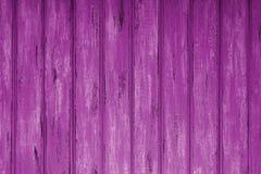 Fundo de madeira velho cor-de-rosa do vintage da textura Imagem de Stock