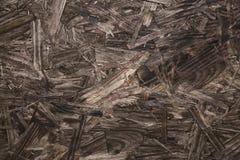 Fundo de madeira velho da casa velha Corrosão da base ou do teto no interior da casa Corrosão do fundo de madeira e da área vazia foto de stock