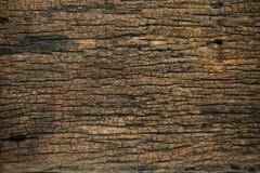 Fundo de madeira velho da casa velha Corrosão da base ou do teto no interior da casa Corrosão do fundo de madeira e da área vazia fotografia de stock royalty free