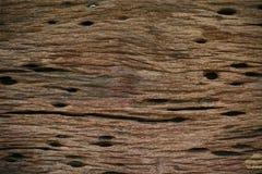 Fundo de madeira velho da casa velha Corrosão da base ou do teto no interior da casa Corrosão do fundo de madeira e da área vazia imagem de stock royalty free