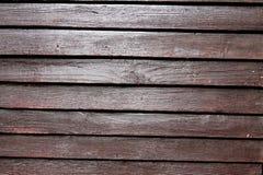 Fundo de madeira velho da parede Fotografia de Stock