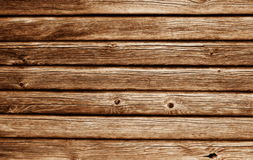 Fundo de madeira velho da textura Foto de Stock Royalty Free