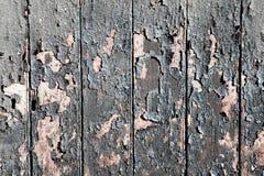 Fundo de madeira velho das pranchas Foto de Stock