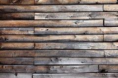 Fundo de madeira velho das pranchas Fotografia de Stock