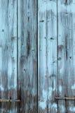 Fundo de madeira velho das pranchas Foto de Stock Royalty Free