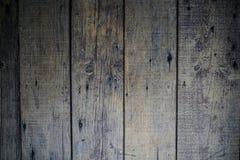 Fundo de madeira velho das pranchas Fotografia de Stock Royalty Free