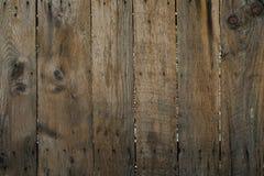 Fundo de madeira velho das pranchas Imagem de Stock