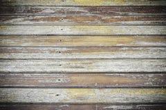 Fundo de madeira velho do assoalho Imagens de Stock
