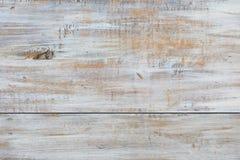 Fundo de madeira velho do painel Foto de Stock