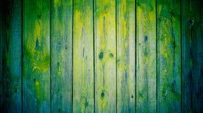 Fundo de madeira velho do sumário do vintage com vinheta fotografia de stock royalty free