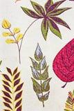Fundo de matéria têxtil Fotos de Stock