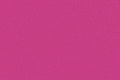 Fundo de matéria têxtil ou papel de parede cor-de-rosa, fim acima Imagens de Stock