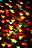 Fundo de pássaros coloridos Fotos de Stock