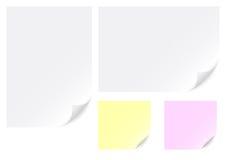 Fundo de papel Imagem de Stock