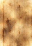 Fundo de papel amarelo velho com textura de madeira ilustração do vetor