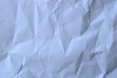 Fundo de papel amarrotado Foto de Stock Royalty Free