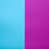 Fundo de papel azul e cor-de-rosa Imagens de Stock Royalty Free
