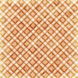 Fundo de papel Checkered Foto de Stock