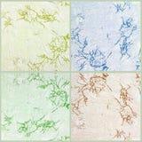 Fundo de papel Papel da cor Foto abstrata Folha da foto collage ilustração do vetor