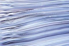 Fundo de papel da textura Fotos de Stock Royalty Free