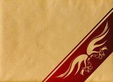 Fundo de papel retro Imagem de Stock Royalty Free