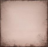 Fundo de papel textured vintage Imagem de Stock