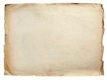 Fundo de papel velho da textura do vintage Fotos de Stock