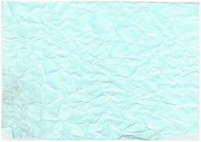 Fundo de papel velho enrugado do teste padrão da textura Foto de Stock