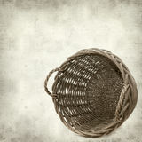 Fundo de papel velho Textured Imagem de Stock
