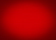 Fundo de papel vermelho listrado Imagens de Stock