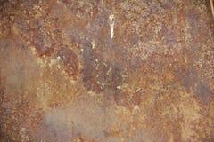 fundo de pedra áspero alaranjado da textura Fotografia de Stock
