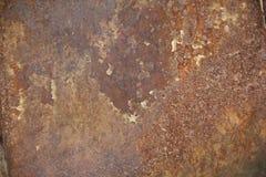 fundo de pedra áspero alaranjado da textura Imagens de Stock