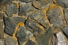 Fundo de pedra Fotografia de Stock Royalty Free