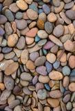 Fundo de pedra abstrato da textura do teste padrão Fotografia de Stock