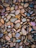 Fundo de pedra abstrato da textura do teste padrão Fotos de Stock Royalty Free