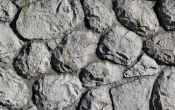 Fundo de pedra cinzento Fotos de Stock