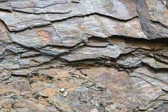 Fundo de pedra da ardósia na Espanha de Galiza Imagem de Stock