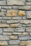 Fundo de pedra da parede da rocha Imagem de Stock