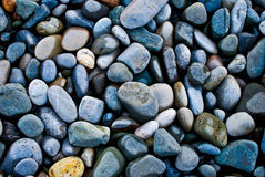 Fundo de pedra do mar imagem de stock