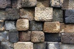 Fundo de pedra do teste padrão da textura Fotografia de Stock Royalty Free