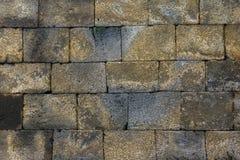 Fundo de pedra do teste padrão da textura Fotos de Stock Royalty Free