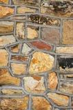 Fundo de pedra do tijolo Imagens de Stock Royalty Free