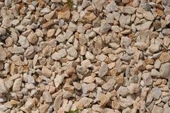 Fundo de pedra esmagado imagens de stock royalty free