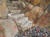 Fundo de pedra - a fundação do universo Foto de Stock Royalty Free