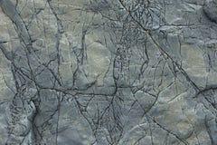 Fundo de pedra natural com quebras foto de stock