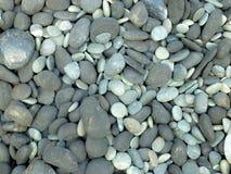 Fundo de pedra redondo Imagens de Stock Royalty Free