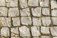 Fundo de pedras irregulares velhas Fotografia de Stock Royalty Free