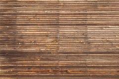 Fundo de placas de madeira Imagens de Stock Royalty Free